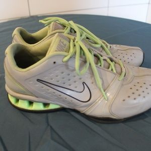 3d173490b591 Nike Shoes - Women s Nike Reax Mint Green Grey